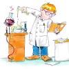 В Новосибирске учитель химии изготавливал взрывчатку с учениками