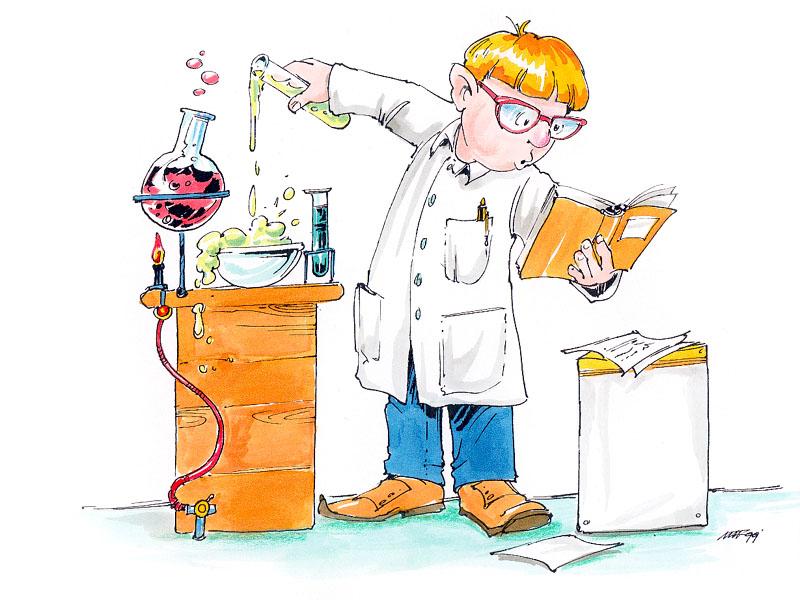 В Новосибирске учитель химии изготавливал взрывчатку с ...