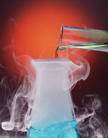 Создавая новые материалы, химикам нужно быть осторожнее