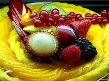 Благодаря российским ученым фрукты дольше будут свежими
